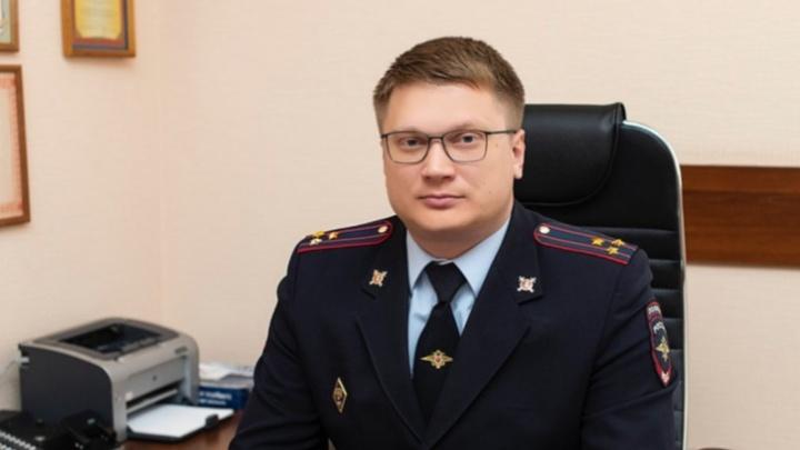 Исполнять обязанности начальника городской полиции поручили Александру Кубатину