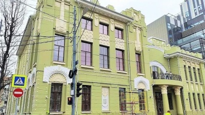 В Краснодаре снова откроют Театр защитника Отечества, но работать он пока не будет