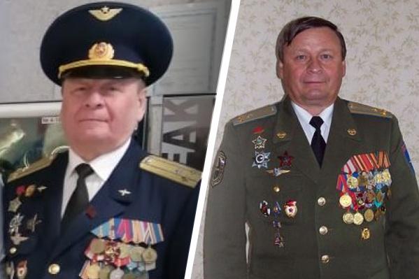 Василий Ерохин 14 лет служил в Вооруженных силах
