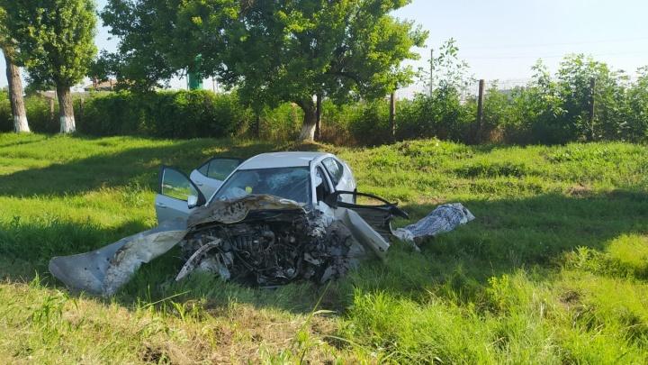 Пять человек погибли в лобовом ДТП на Кубани