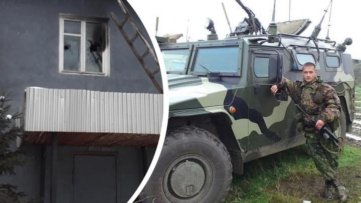 Бросившего коктейль Молотова в отдел полиции в Шалинском отправили на принудительное лечение
