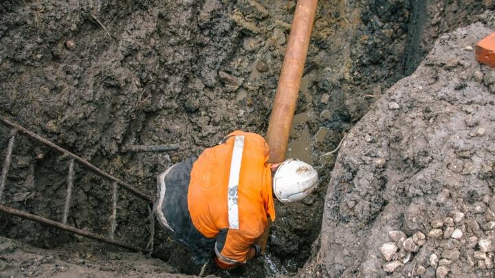 В Самаре начали подготовку к строительству новых водоводов в Куйбышевском районе