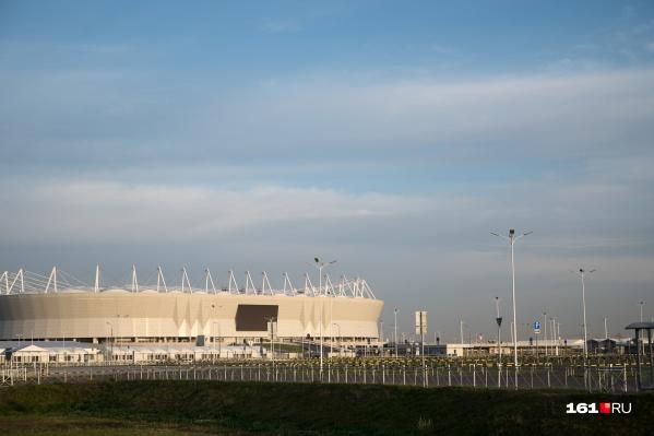 Матч «Ростов» — «Арсенал» начнется в 16:30