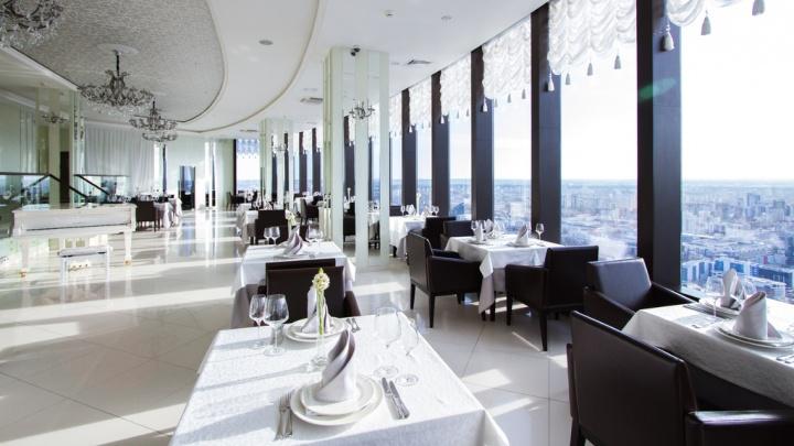 210 миллионов, и он ваш. В Екатеринбурге продают самый высотный ресторан в небоскребе «Высоцкий»