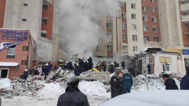 Глеб Никитин назвал предварительную причину взрыва на Мещерском бульваре