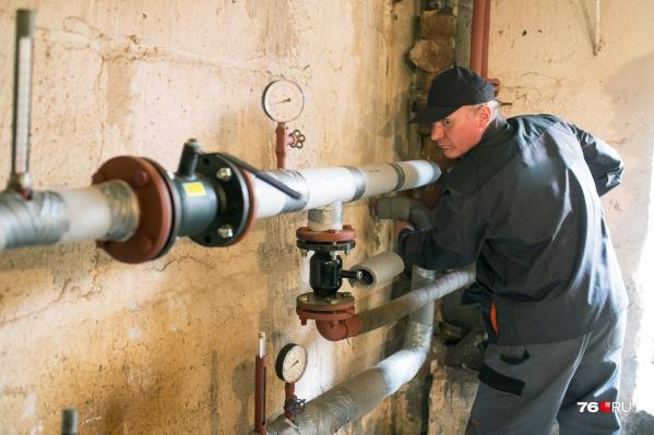 В Ярославле в мае начнутся отключения горячей воды