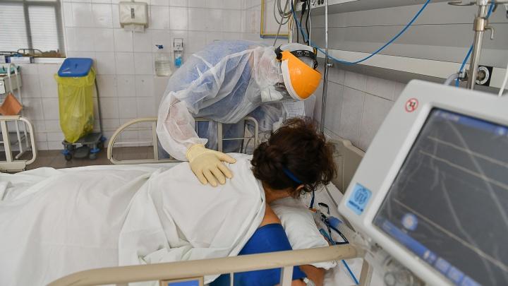 Место, которое лучше не видеть: 30 фотографий из «красной» зоны екатеринбургской больницы