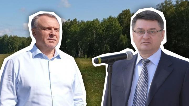 Лидируют генерал-чекист и профессиональный политик. Первые результаты выборов в Госдуму от Тюменской области