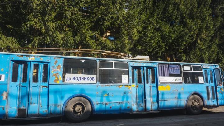 Возвращение «до Водников»: на 2-й Дачной пообещали сделать конечную остановку для троллейбусов
