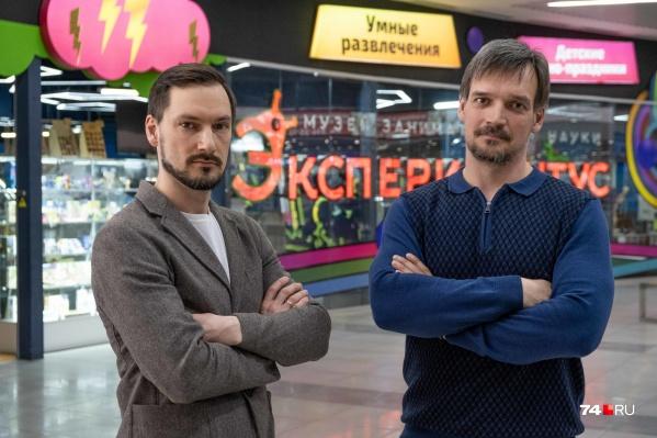 Антон и Георгий Семёновы много лет вкладывали душу в развитие научных развлечений для челябинцев