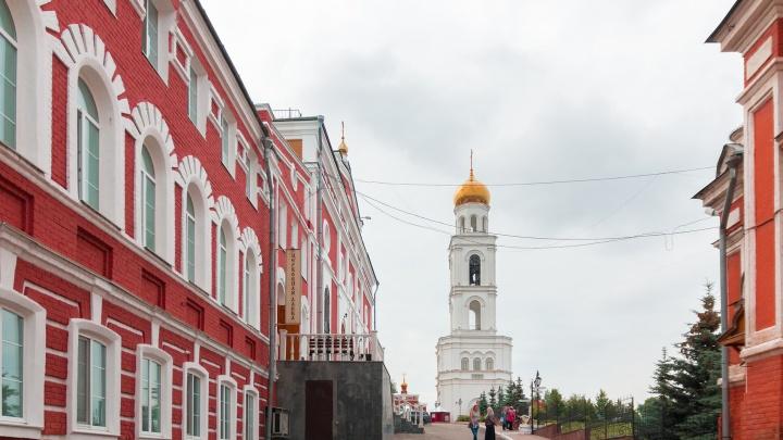 Иверский монастырь в Самаре будут реставрировать еще год
