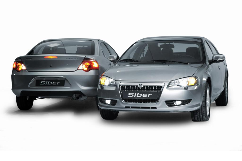 Volga Siber на базе Chrysler Sebring — попытка реанимировать некогда престижный бренд «Волга». Неудачная