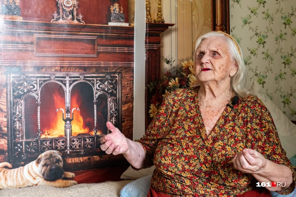 Лилия Егорова попала в лагерь в 11 лет