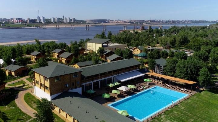 История с душком: в Волгограде общественник пробует вывести на чистую воду парк-отель «Бобры»