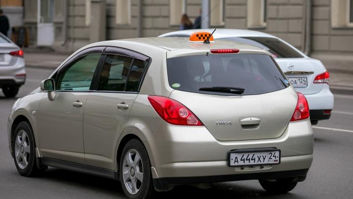 В ГИБДД сообщили о резком росте нарушений среди таксистов