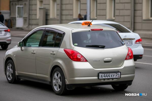 В случае грубых нарушений машину такси изымают и помещают на спецстоянку