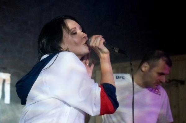 Группа уже выступала в Перми на поэтическом фестивале «Компрос»