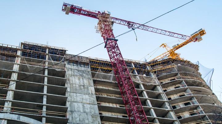 В Ростове разрешили строительство четырех высоток у моста на проспекте Стачки