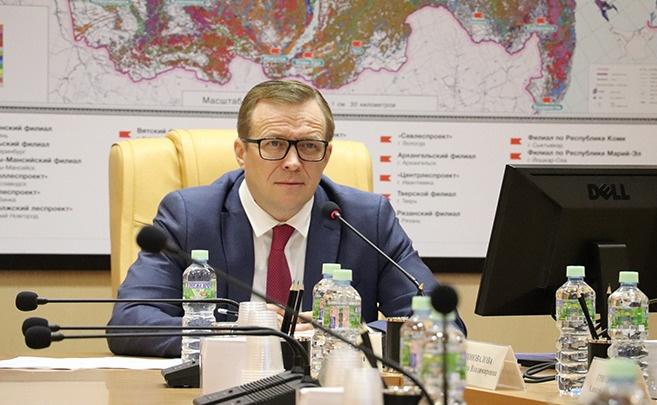 Бывший федеральный чиновник стал министром природных ресурсов и ЛПК Архангельской области