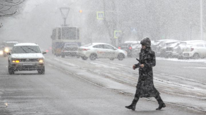 Ждите гололед и хаос на дорогах: стало известно, когда в Башкирии выпадет первый снег
