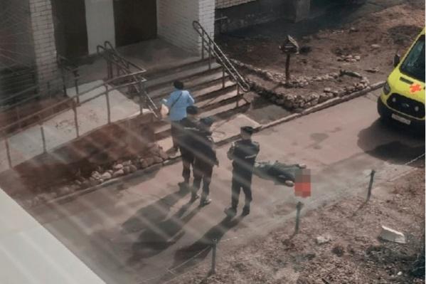 За пару дней в городе погибли двое мужчин