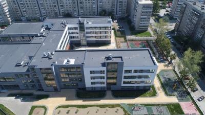 Это вам не Совок: показываем новую школу на Уралмаше, которую построили за 800 миллионов рублей