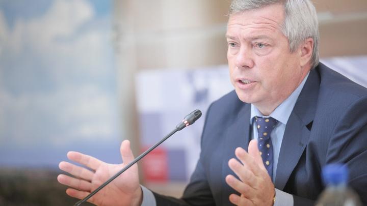 Голубев опять пообещал смягчить коронавирусные ограничения в Ростовской области