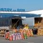 Овощной на вылет, строительный — в зале ожидания. Что происходит с рынками в старом аэропорту Ростова