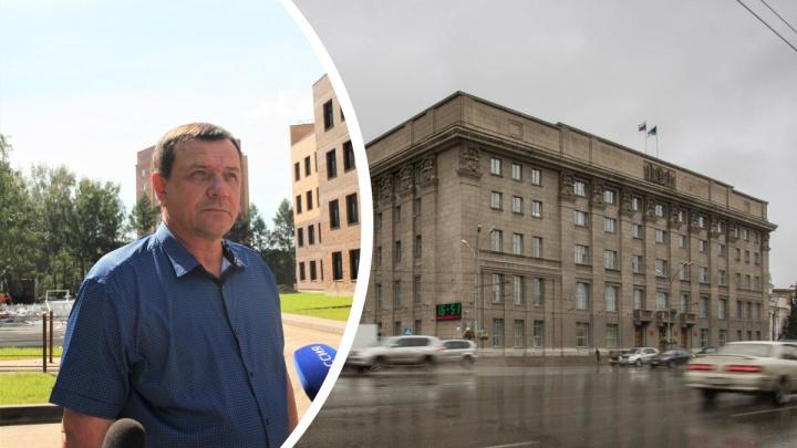 Скромный доход и малюсенькая квартира. Стало известно, сколько заработал за год задержанный глава УКС Новосибирска