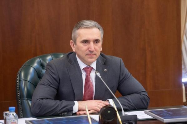 Александр Моор удивился поведению Ольги Гирилюк, которая занимает должность гендиректора КШП «Центральный»