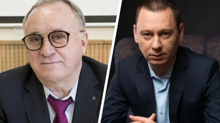 Новосибирский суд продлил арест бизнесмену Сергею Проничеву и журналисту Николаю Сальникову