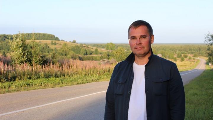 «За державу обидно»: кандидат в Госдуму от партии «Родина» Олег Мишуков рассказал, зачем идет на выборы
