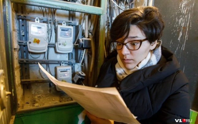 Волгоградские коммунальщики извинились за ошибки в квитанциях за отопление