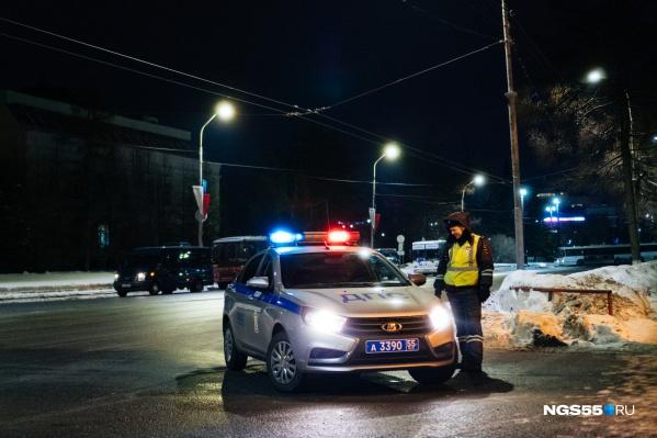 В прошлом году для дорожной полиции купили новыеSkoda Octavia иLada Vesta