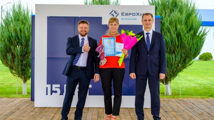 Сотрудники «ЕвроХим-ВолгаКалия» показали отличные спортивные результаты на корпоративной спартакиаде