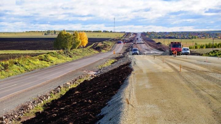 Дорожники назвали участки федеральных трасс в Челябинской области, которые отремонтируют этим летом