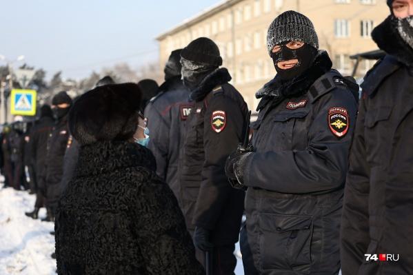 Челябинцам понадобилось около полутора часов, чтобы пройти от Бульвара Славы до памятника Курчатову