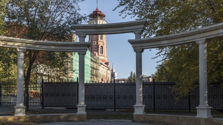 В Волгограде решено потратить 69 миллионов на реконструкцию двух аллей Горсада