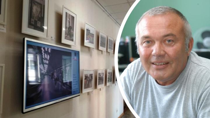 В Новосибирске начала работать выставка известного фотографа— он трагически погиб в сентябре
