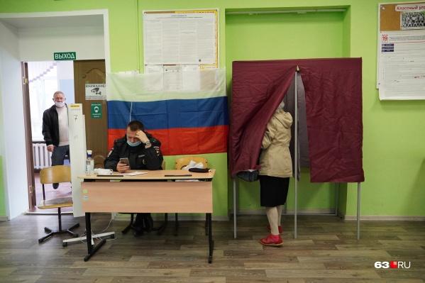 Избирательные участки будут работать до 20:00 19 сентября