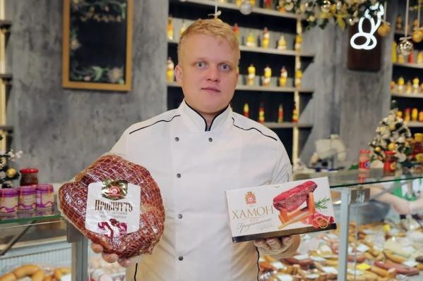 Магазины сети «Белорусские продукты» славятся своими сырными и мясными деликатесами