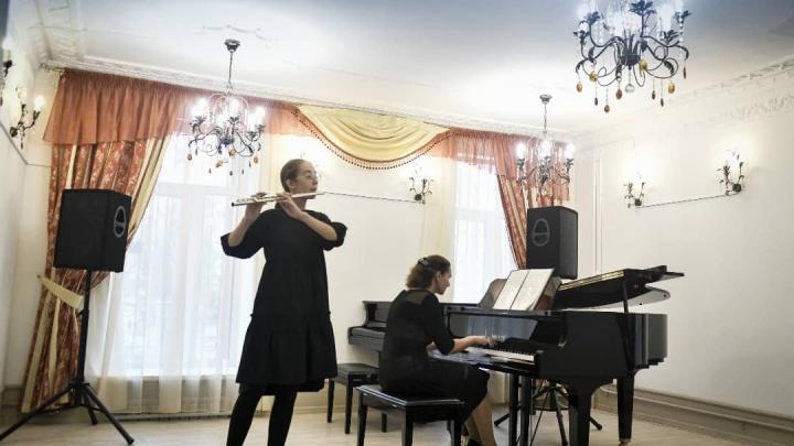 К 100-летнему юбилею: в Перми после ремонта открылась музыкальная школа им. Крылатова