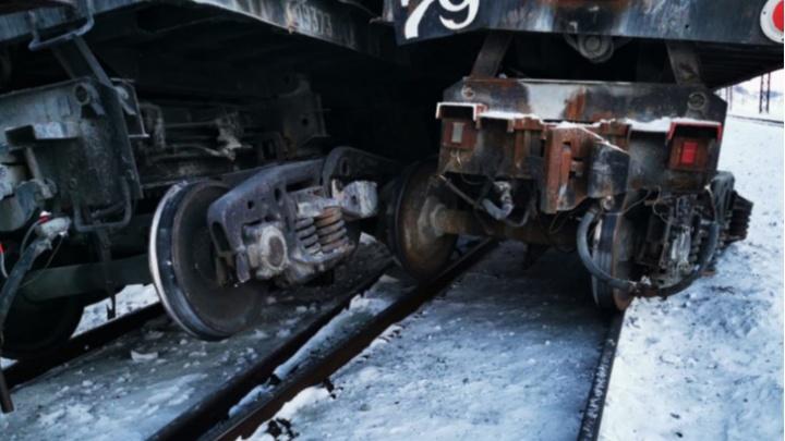 Прокуратура выяснила, почему в Асбесте столкнулись электровозы
