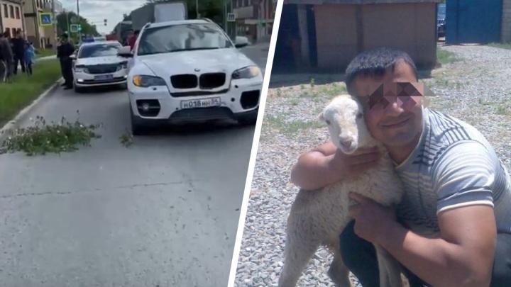 До суда дошло дело водителя BMW X6, который проехал на красный и сбил насмерть 12-летнего ребенка