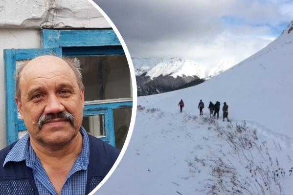 Оставшийся один в горах Абхазии турист — 64-летний житель Екатеринбурга