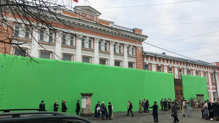 Ярославль заполонили отечественные киноделы: получает ли город хоть какую-то выгоду