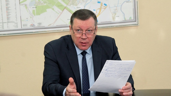 Экс-глава администрации Новочеркасска вышел из СИЗО