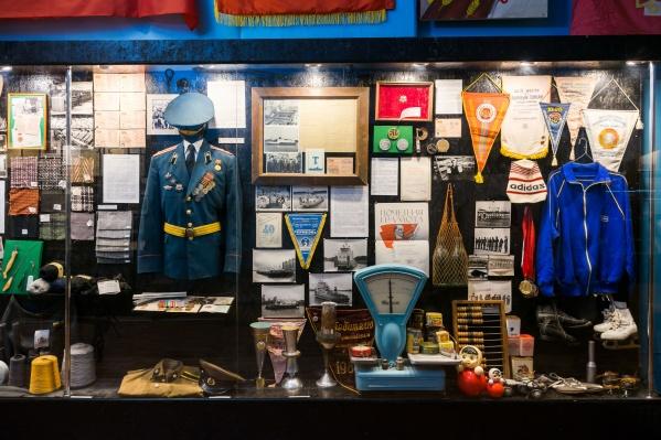 Музей был создан в 2001 году