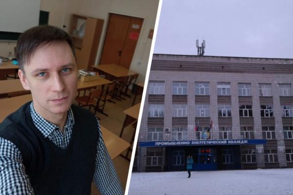 Алексей считает свое увольнение несправедливым