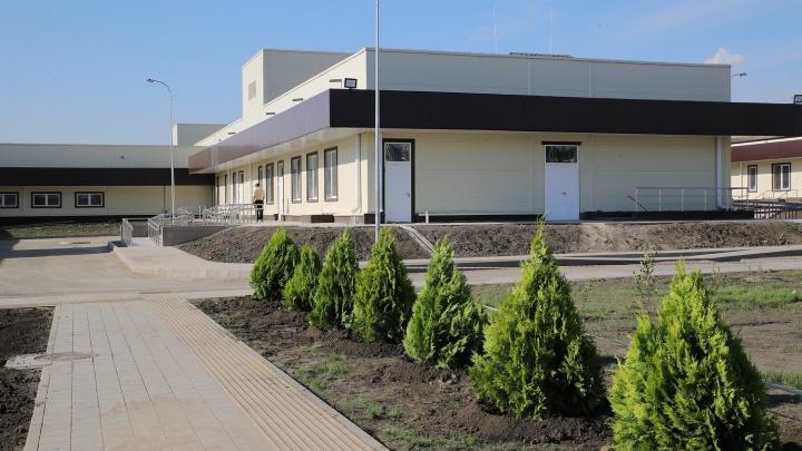 Голубев: инфекционная больница в Ростове наконец построена